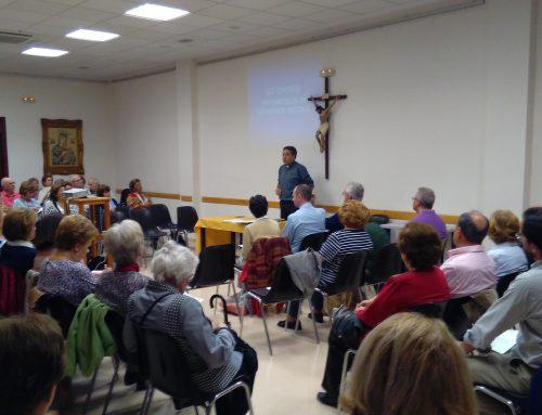 Reunión de Grupos de la Parroquia 22/10/2016