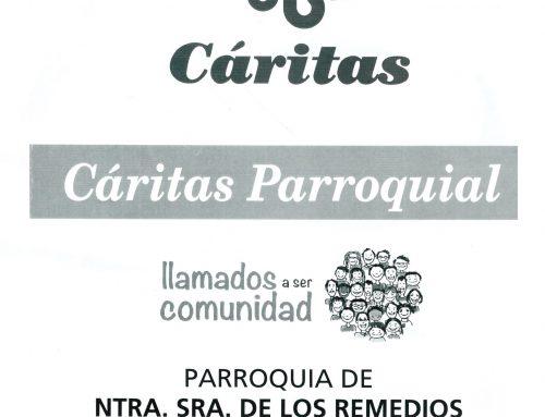 CARITAS PARROQUIAL. Boletín Informativo nº 5