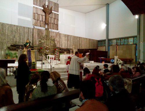BENDICIÓN DE LAS IMÁGENES DEL NIÑO JESÚS
