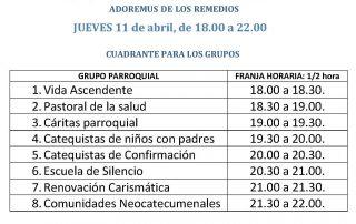 ADOREMUS DE LOS REMEDIO