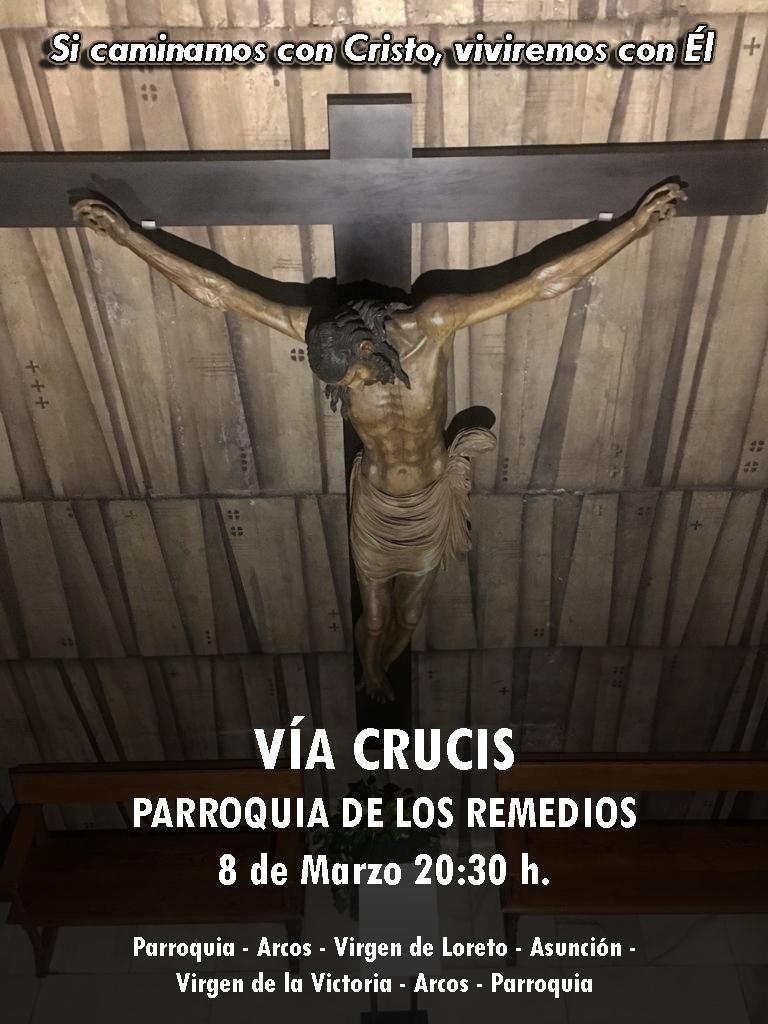 cartel viacrucis