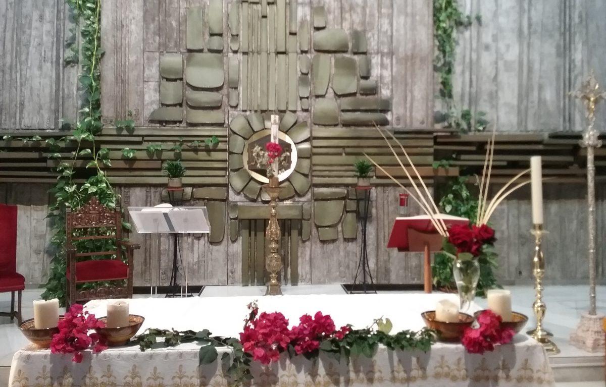 altar pascua