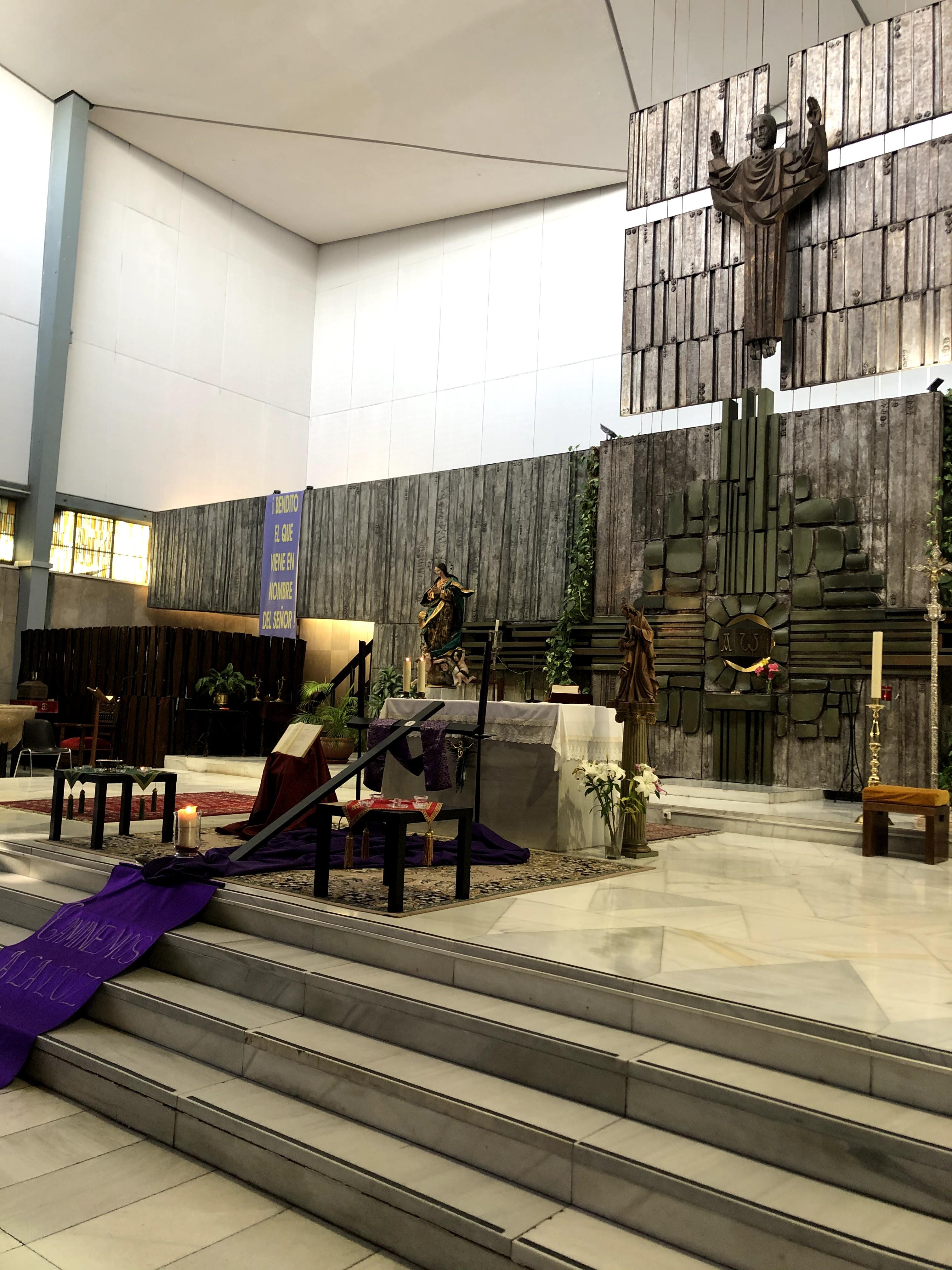via crucis altar lateral 2