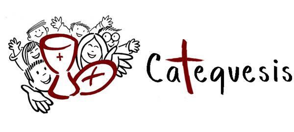 Información sobre el inicio de las catequesis en la Parroquia